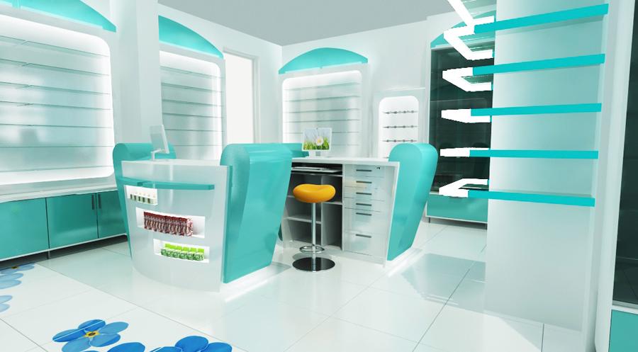 Pharmacy Concept Design Attitude Room