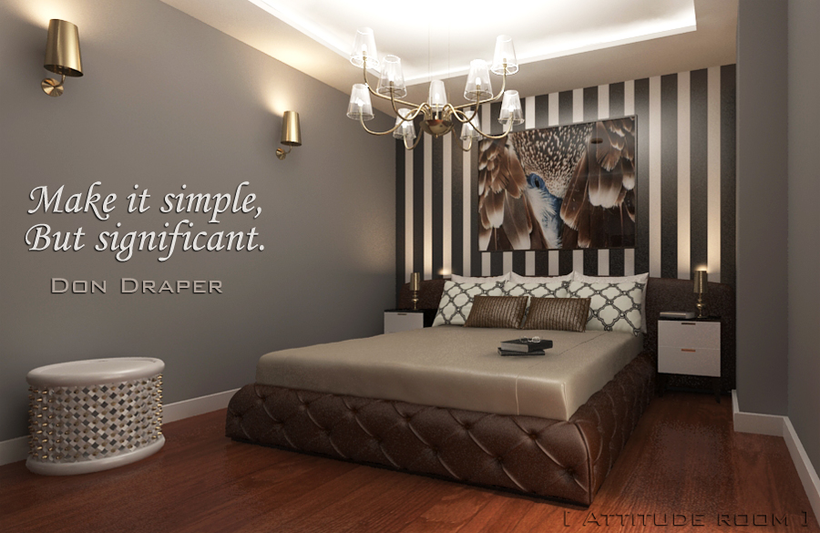 Daily Inspiration 1 Master Bedroom Interior Design